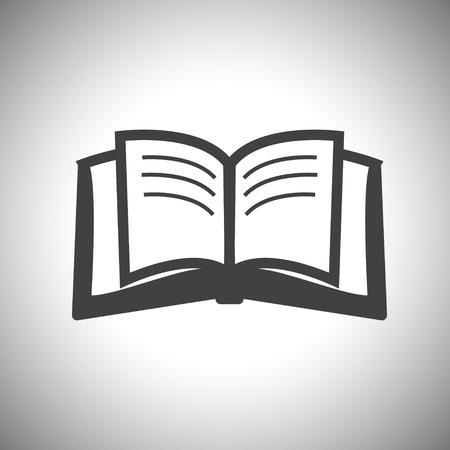 videobook: books icon set