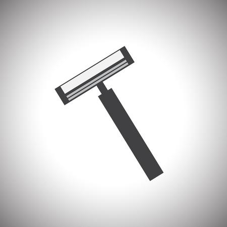 squeeze: razor icon