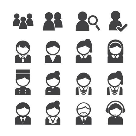 staff: user icon