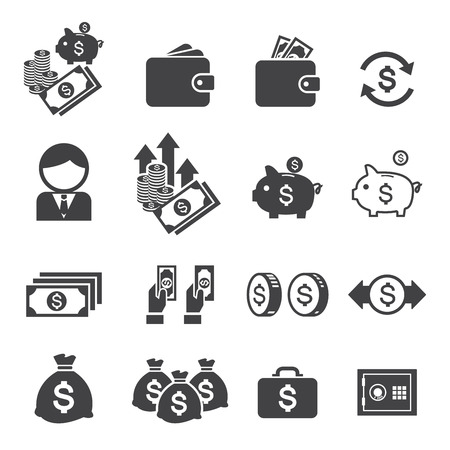 money exchange: money icon