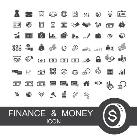 wan: finance and money icon