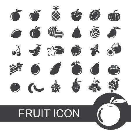 tamarindo: icono de fruta