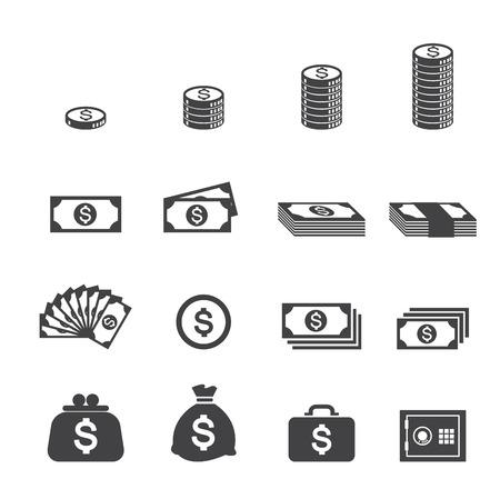 Geld-Symbol Standard-Bild - 32363600