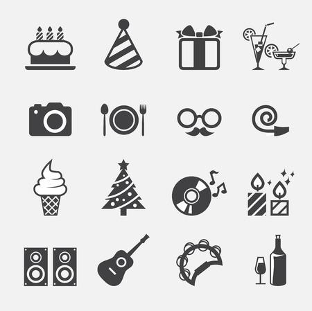 Partie 2 icône Banque d'images - 33114884