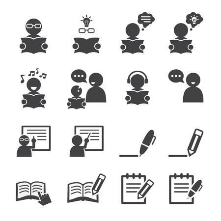 learning: learning icon