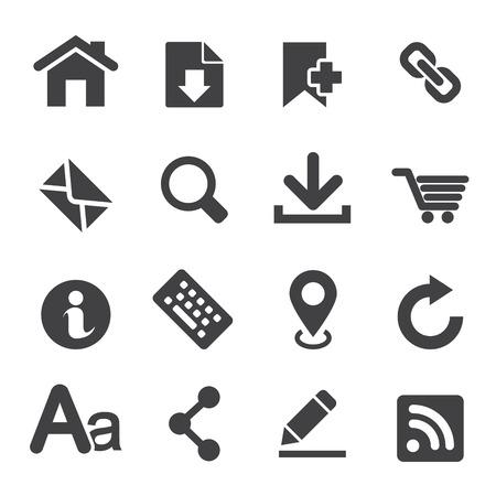 feed back: web icon Illustration