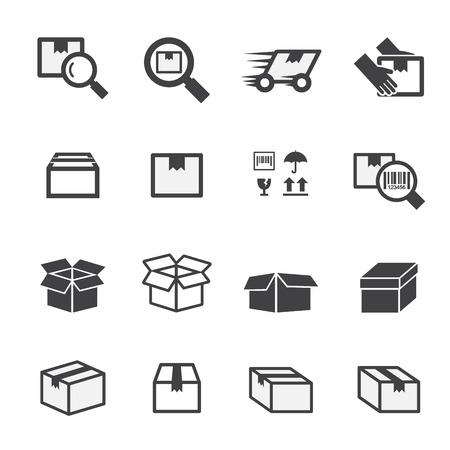 zestaw ikon okno