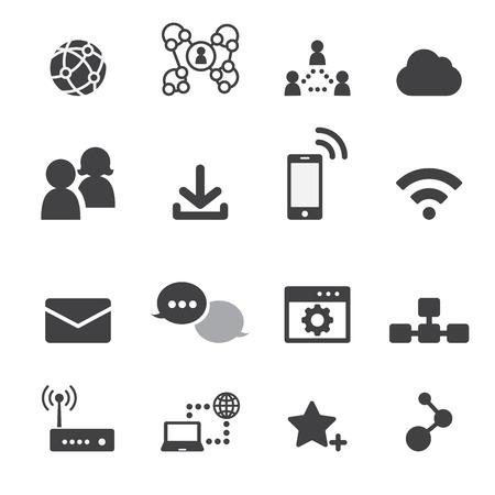internet icon 版權商用圖片 - 35128299