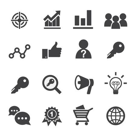 marketing icoon