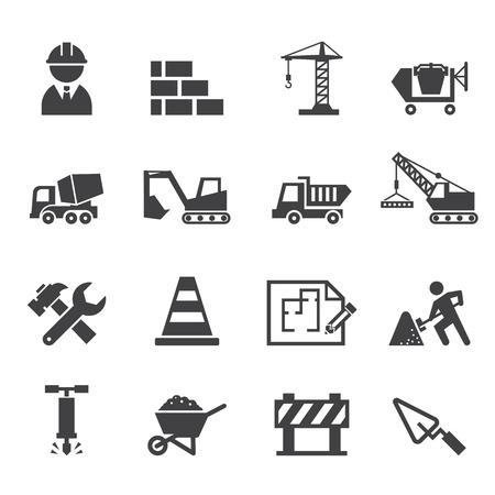 bouw icoon