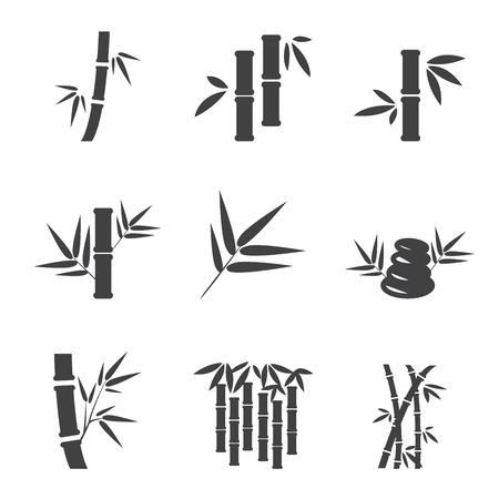 Icona di bambù