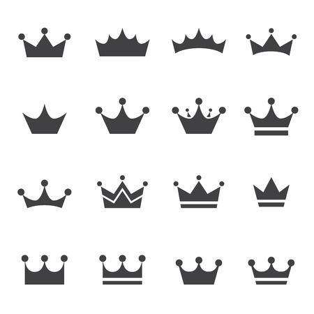 王冠アイコン 写真素材 - 35848749