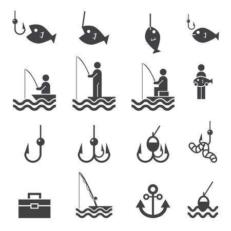 Fishing icons