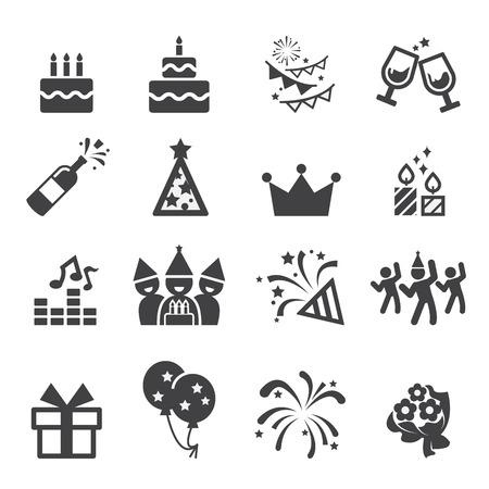Geburtstag Symbol Standard-Bild - 37040980