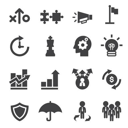 estrategia: icono strayegy comercializaci�n