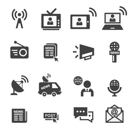 the typewriter: nuevo conjunto de iconos