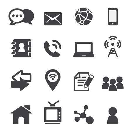 ICONO: icono de contacto