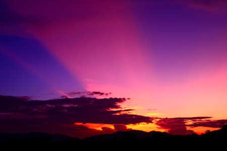 Sweet Light Before Sunset