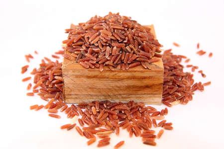 ฺBrown thai jasmine  rice