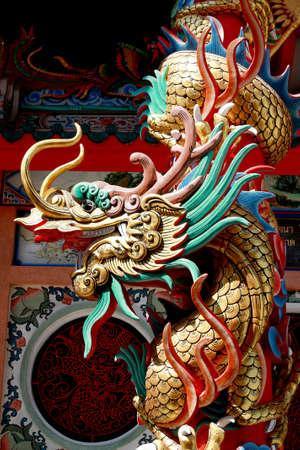 Dragon china style