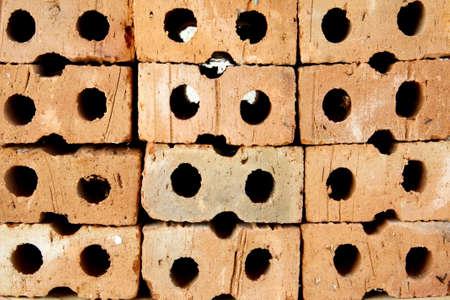 Bricks texture Stock Photo