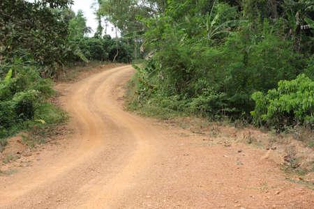 Rural roads Stock Photo - 12880724