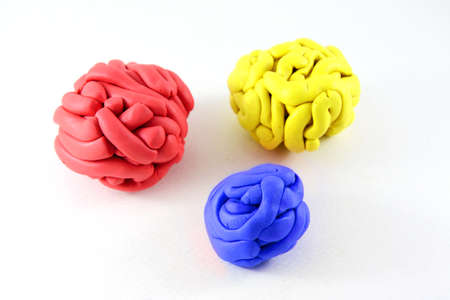 plasticine primary colors