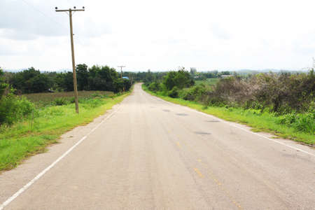 Country road  photo