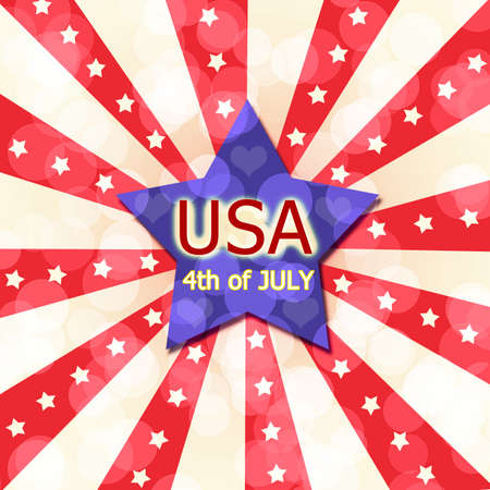 Independent day United States of America  Stock Photo - 14305021