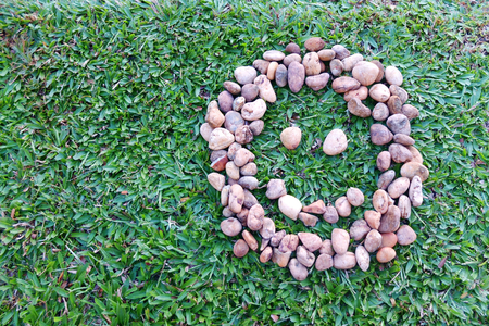smile face: Smile face : Stones design