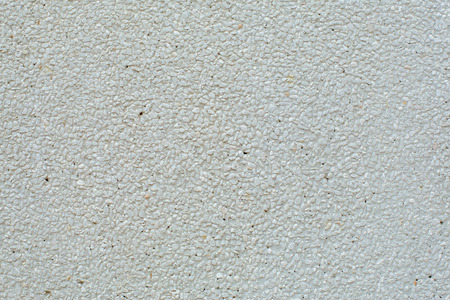 aggregate: exposed aggregate finish Stock Photo