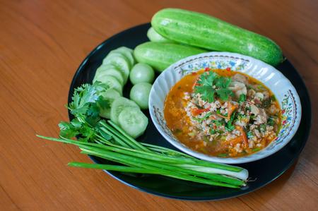 dip: Northem style chilli dip
