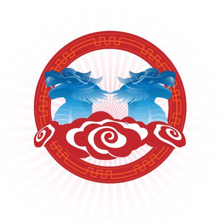 dragon chinois: Dragons chinois