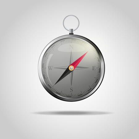 compass vector: compass vector Illustration