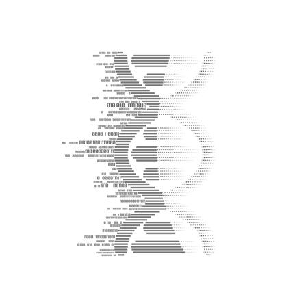 이진 코드, 기술적 과학 발전의 개념과 결합 된 Dna 기호