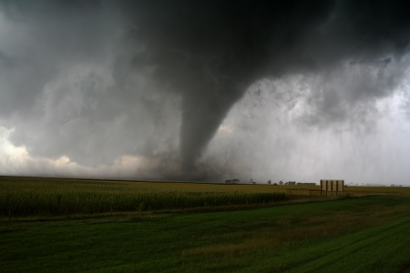 An F2 Long Track Tornado in South Dakota