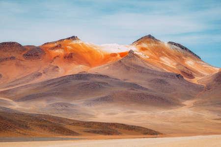 avaroa: Colored Mountains in the Eduardo Avaroa Reserve, Bolivia
