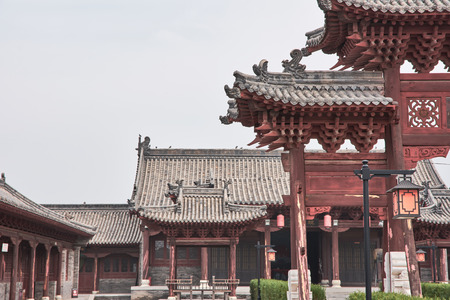 Antique building