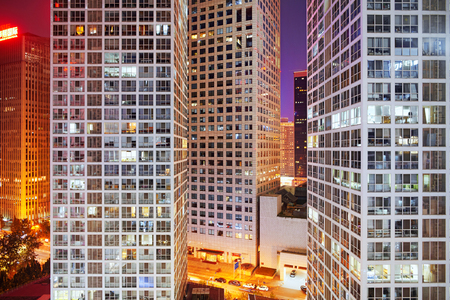 SOHO building view