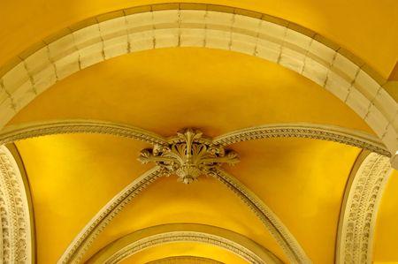 keystone light: Crypt of Saint-Joseph in fourviere basilica - Lyon - France