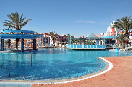 seafronts: Hotel in Djerba (Tunisia)