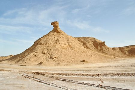 Ong Jemel is the place where the movies Star wars and the English Patient were filmed photo