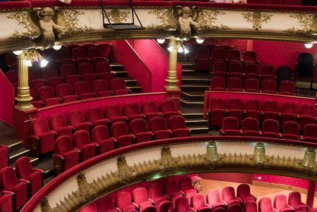 gaspard: The theater