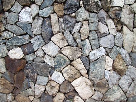 Abstracte achtergrond van stenen muur textuur