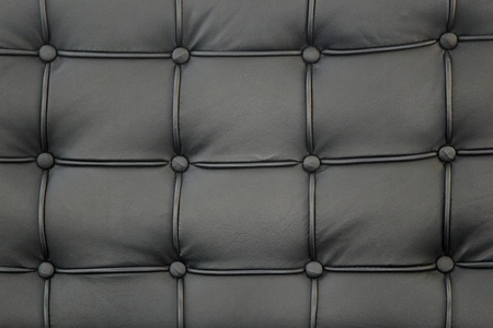 picture of black genuine leather Stock Photo - 11938671