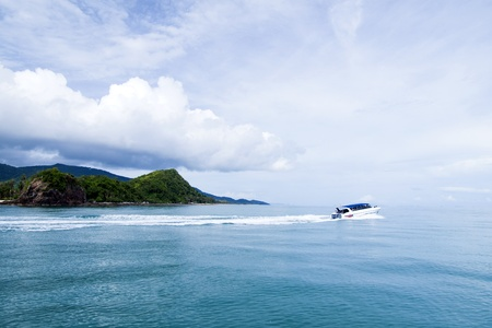 motonautisme sur mer