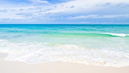 Panorama Idyllische scène Beach at Samed Eiland, Thailand