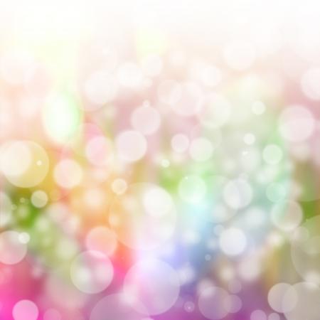natuurlijke kleurrijke achtergrond met selectieve focus