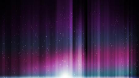 Dark abstract Aurora Wallpaper background Stock Photo - 15359759