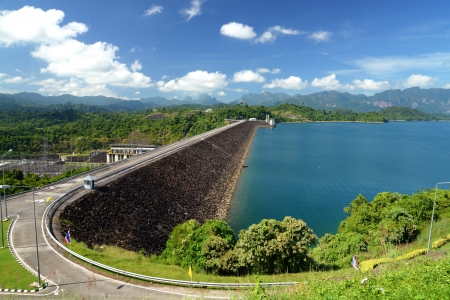 Ratchaprapa Dam, Khao Sok, Thailand   photo